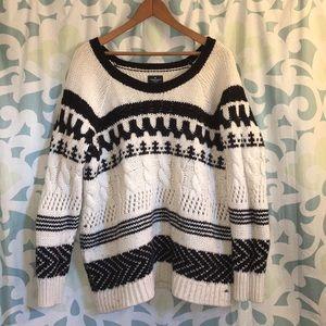 American Eagle Cozy winter sweater